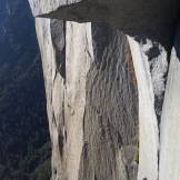Great roof of The Nose, Yosemite - U.S.