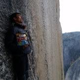 He have own shit, Yosemite - U.S.