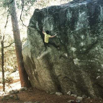 The force, Yosemite - U.S.